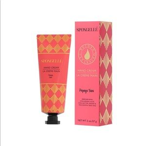 Spongelle Hand Cream Papaya Yuzu